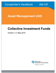 Comptroller's Handbook: Collective Investment Funds Cover Image