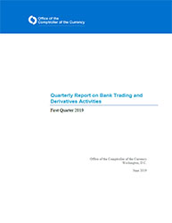 Quarterly Report on Bank Derivatives Activities: Q1 2019