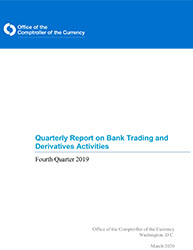 Quarterly Report on Bank Derivatives Activities: Q4 2019